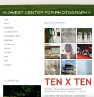 Midwest Center for Photography, US